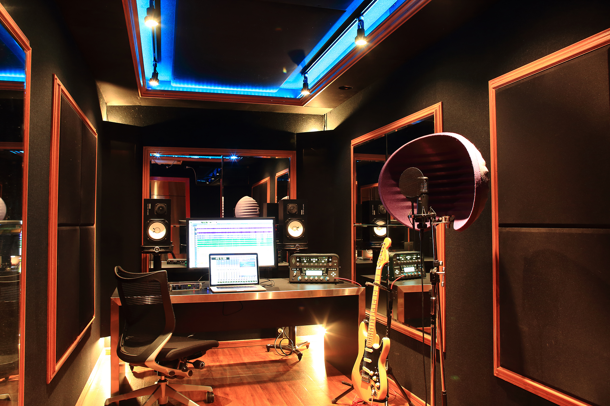 Img 1285 Fix Container Studio Noah Music Game Audio Recording Private Studio コンテナスタジオノア プライベートスタジオ